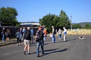 SE Santa Rosa Greenway Tour