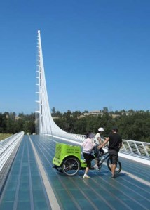 Calatrava Sundial Bridge Redding