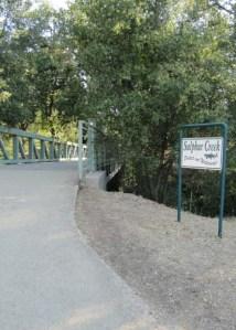 Other footbridge Redding