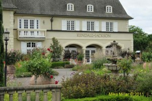 Winery Gardens Kendall Jackson