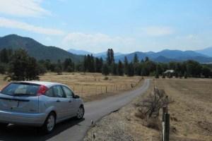 Applegate Valley Oregon