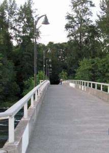 Autzen Footbridge Eugene Or