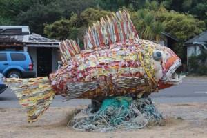 Bandon Henry the Fish