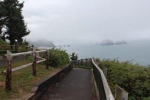 Cape Meares Path
