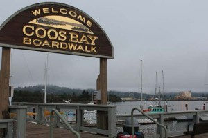 Coos Bay Welcome