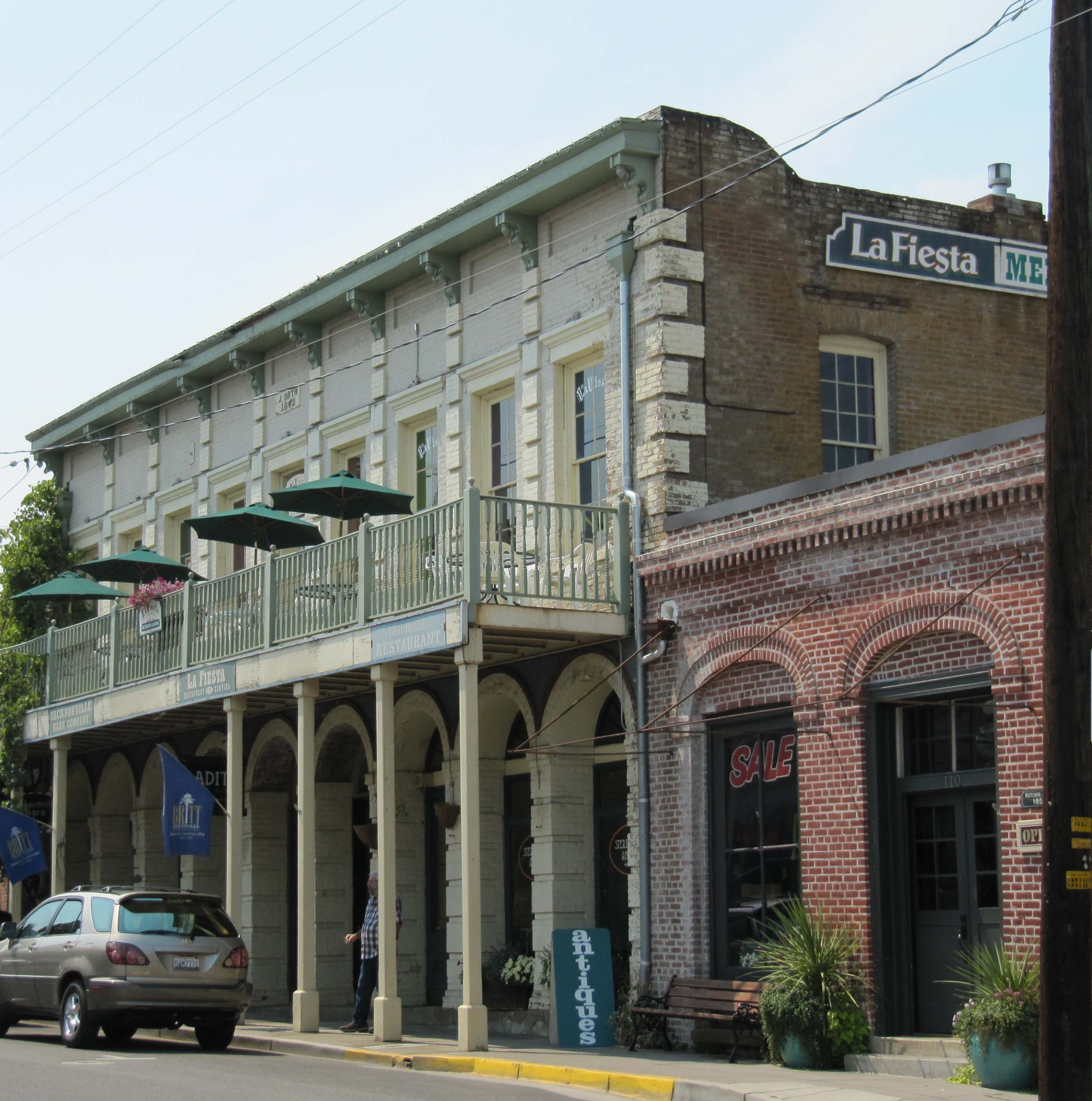 Jacksonville Town Center: Historic Jacksonville And Another Wine Country