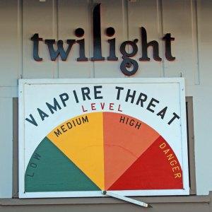 Vampire gauge