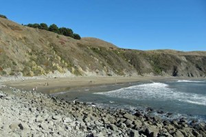Blind Beach south of Goat Rock