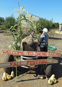 Shone Farm Welcome
