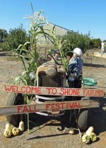 Shone Farm Welcome
