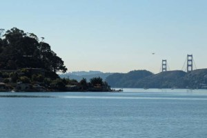Tiburon to Golden Gate Bridge