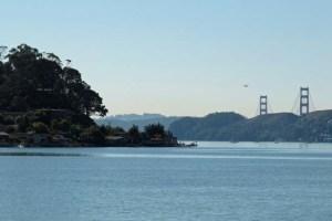 Tiburon to Golden Gate Bridge