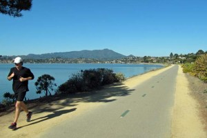 Tiburon Trail to Mt Tam