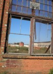 Cannery window to nowhere