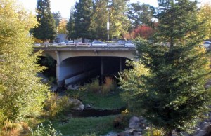 Downtown Santa Rosa Creek
