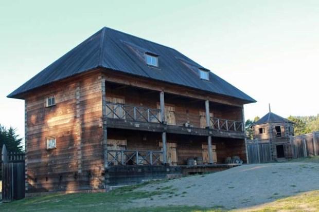 Fort Ross Warehouse