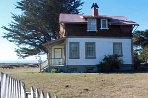 Lightkeeper House Pt Cabrillo