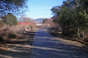 New Santa Rosa Creek Trail