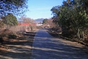New Santa Rosa Creek Trail