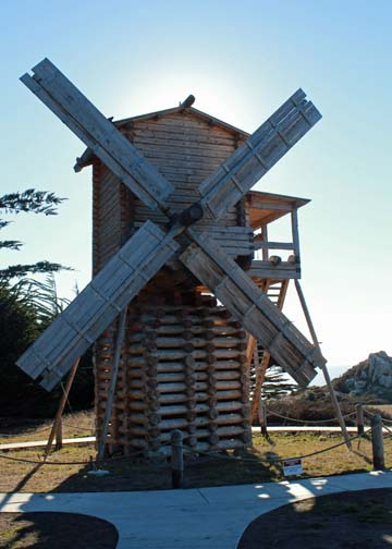 Windmill Ft Ross