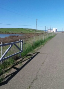 b Walk to Methane to Electricity plant