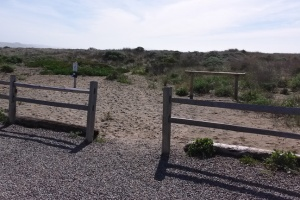 Doran Beach entrance