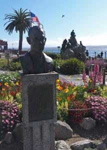 Steinbeck Statue
