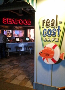 Real Cost of Seafood