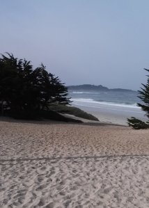 Carmel Beach south