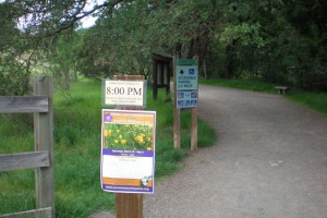 Foothill Trailhead