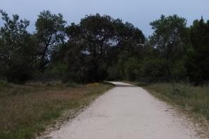 Garland Ranch trail back