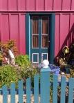 Pacific Grove front garden