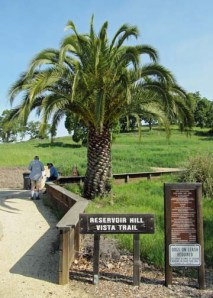 Reservoir Hill Trailhead
