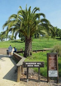 Reservoir Hill Trailhead