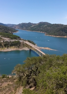 overlook Lake Sonoma
