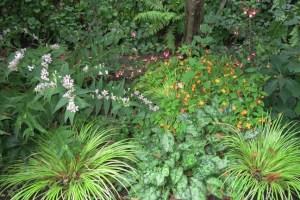 Korberl Flower bed