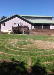 Sebastopol labyrinth