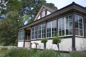 Jack London cottage sleeping porch