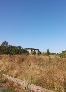 Big O on Autzen Stadium