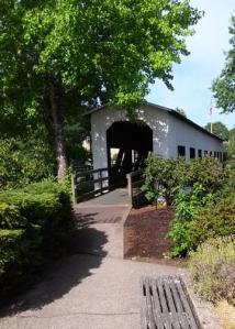 Centennial Bridge Cottage Grove