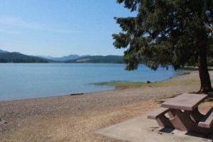 Dorena Lake Oregon