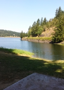Dorena Lake Shortridge Park