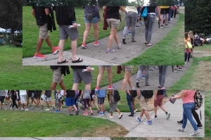Nike on UO campus