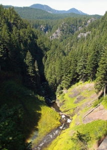 Salt Creek view