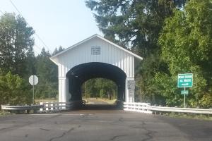 Unity Bridge, Oregon