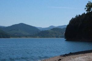 Baker Bay vista