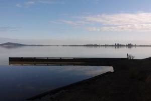 Fern Ridge Perkins reservoir dock