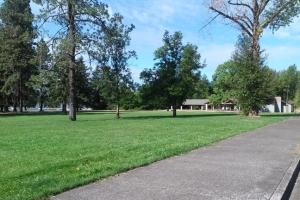 Richardson Park Fern Ridge reservoir picnic facilities