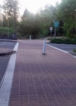 Millrace path to Downtown Eugene
