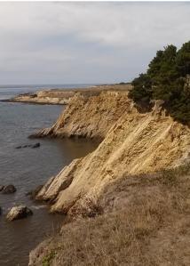 Stornetta cliffs
